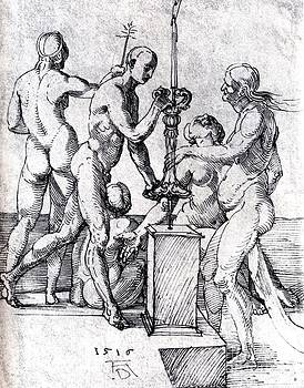 REPRODUCTION - Male and Female Nudes