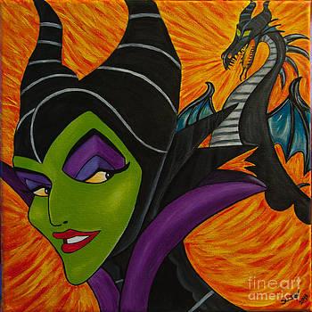 Maleficent by Susan Cliett