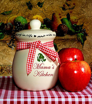 Mama's Kitchen by Cecil Fuselier
