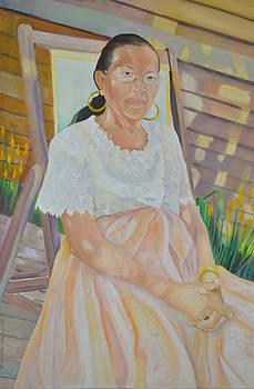 Man Ako by Katia Creole Art