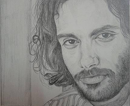 Man by Lupamudra Dutta