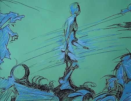 Man by Mario Prencipe
