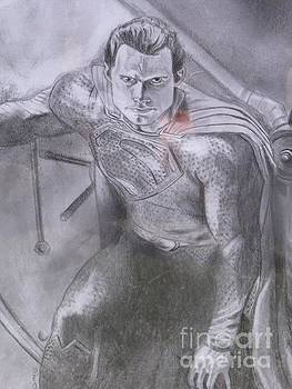 Man Of Steel by Michael Iglesias