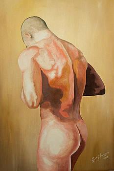 Man by Ruben  Flanagan