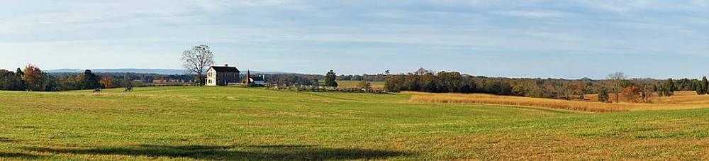 Manassas National Battlefield Park by Jean Goodwin Brooks