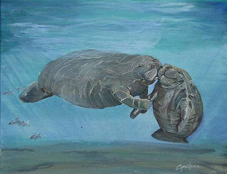 Manatee  by Connie Rowsell