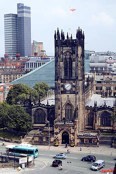 Manchester Cathedral by Anthony Bean