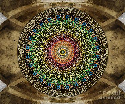 Bedros Awak - Mandala Armenian Alphabet sp