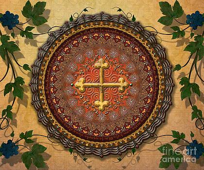 Bedros Awak - Mandala Armenian Cross sp