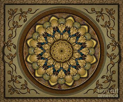 Bedros Awak - Mandala Earth Shell sp
