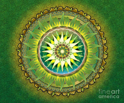 Bedros Awak - Mandala Green sp