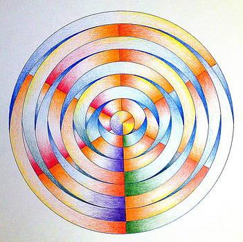 Mandala Integrity by Martin Zezula