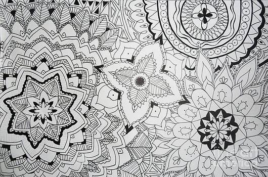 Mandalas by Mariana Vianna