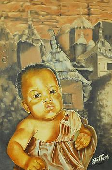 Mandela by Belle Massey