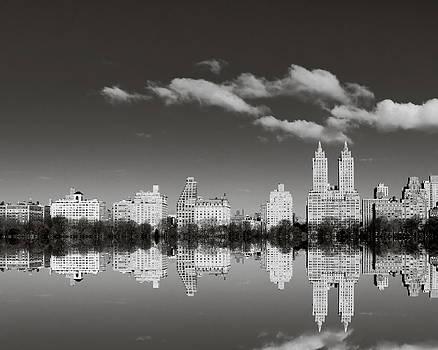 Manhattan Mirror by Irene Suchocki