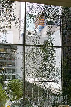 Patricia Hofmeester - Manhattan view