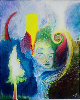 Manifest Buddha by Harminder Paul