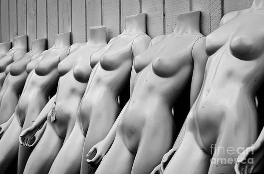 David Gordon - Mannequin Lineup