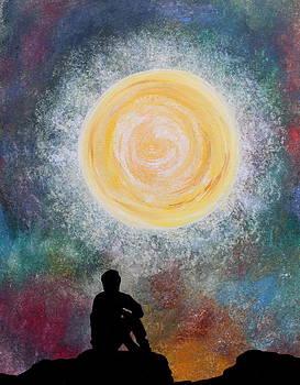 Man's Meditation by Vicki Kennedy