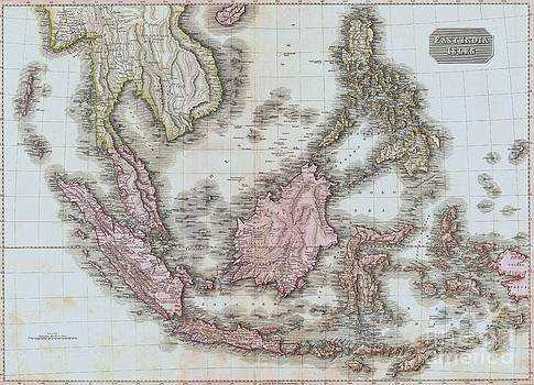 Reproduction - Map of East India Islands