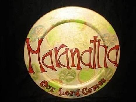 Marantha by Lynn Darnelle
