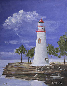 Jerry McElroy - Marble Head Lighthouse
