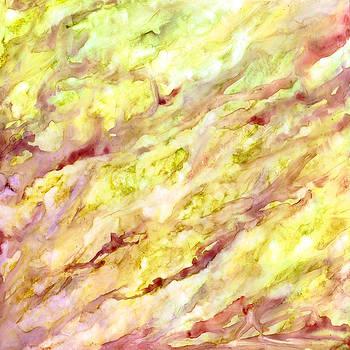 Marble Veins by Rosie Brown