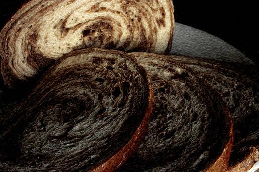 Regina  Williams  - Marbled Rye Bread