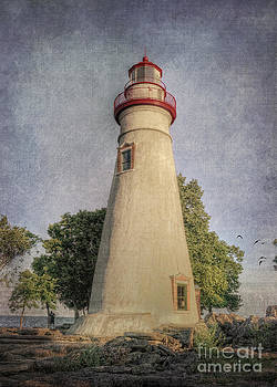 Marblehead Lighthouse by Pamela Baker