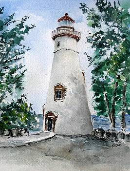 Marblehead Lighthouse  by Stephanie Sodel