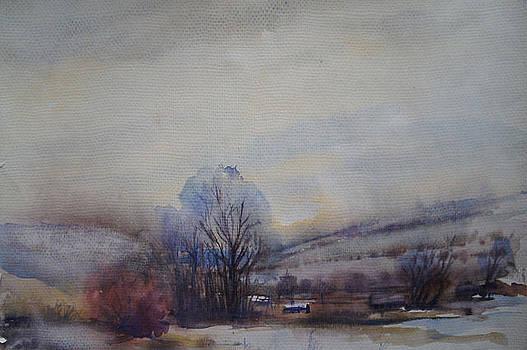 March by Litvac Vadim