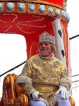 Mardi Gras 2014 Rex King of Carnival by Michael Hoard