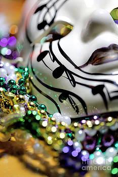 Mardi Gras I by Trish Mistric
