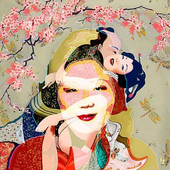 Margaret Cho 4 by Jann Paxton
