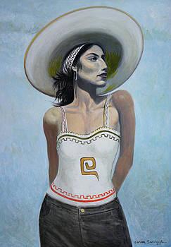 Maria by Carlos Sandoval
