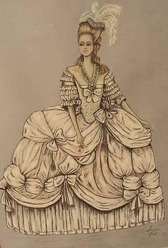 Marie Antoannetta by Damira Fuzul