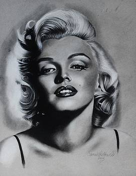 Marilyn 4 by Samantha Howell