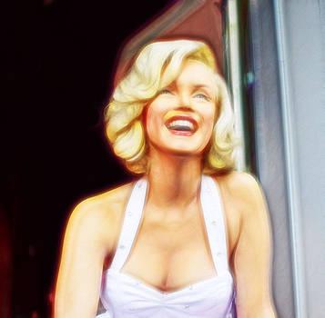 Cindy Nunn - Marilyn Monroe 1