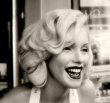 Cindy Nunn - Marilyn Monroe 3