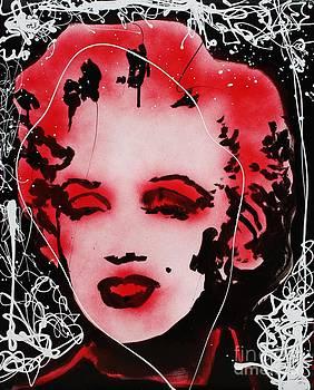 Marilyn Monroe by Michael Kulick