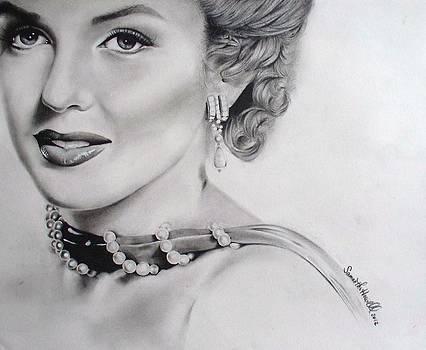 Marilyn Monroe by Samantha Howell