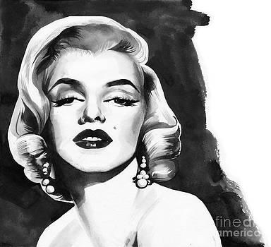 Marilyn Monroe by Veronika Surovtseva