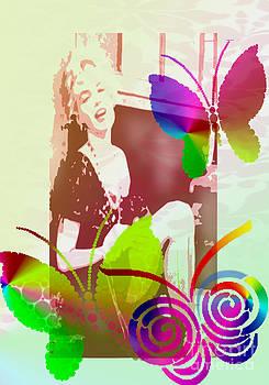 Marilyn Monroe by Victoria Kir