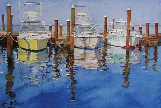 Marina by Judy Mercer