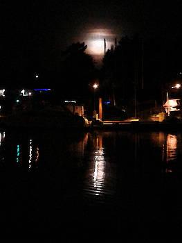 Marina Moon by Mark Alan Perry