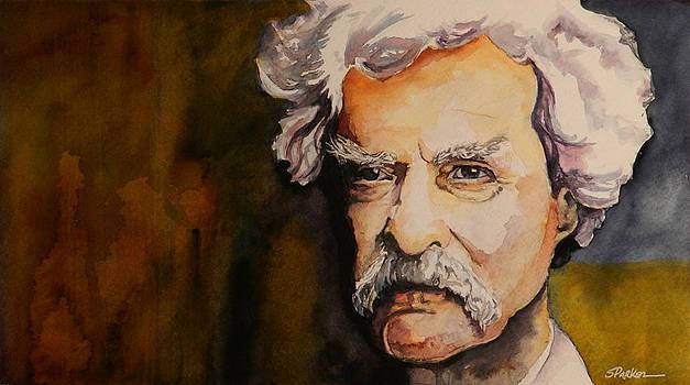 Mark Twain by Scott  Parker