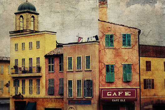 Market Front by Kathy Jennings