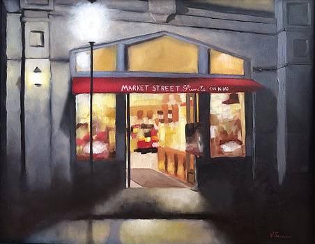 Market Street Sweets by Velma Serrano
