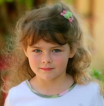 Young Marlaina by Jennifer Lawrence