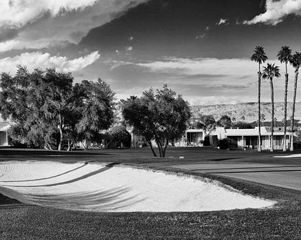 William Dey - MARRAKESH GOLF BW Palm Springs